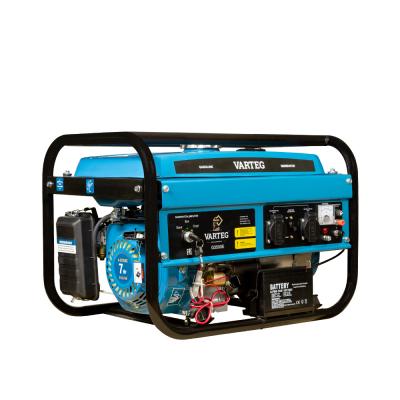 Бензиновый генератор Varteg G3500E